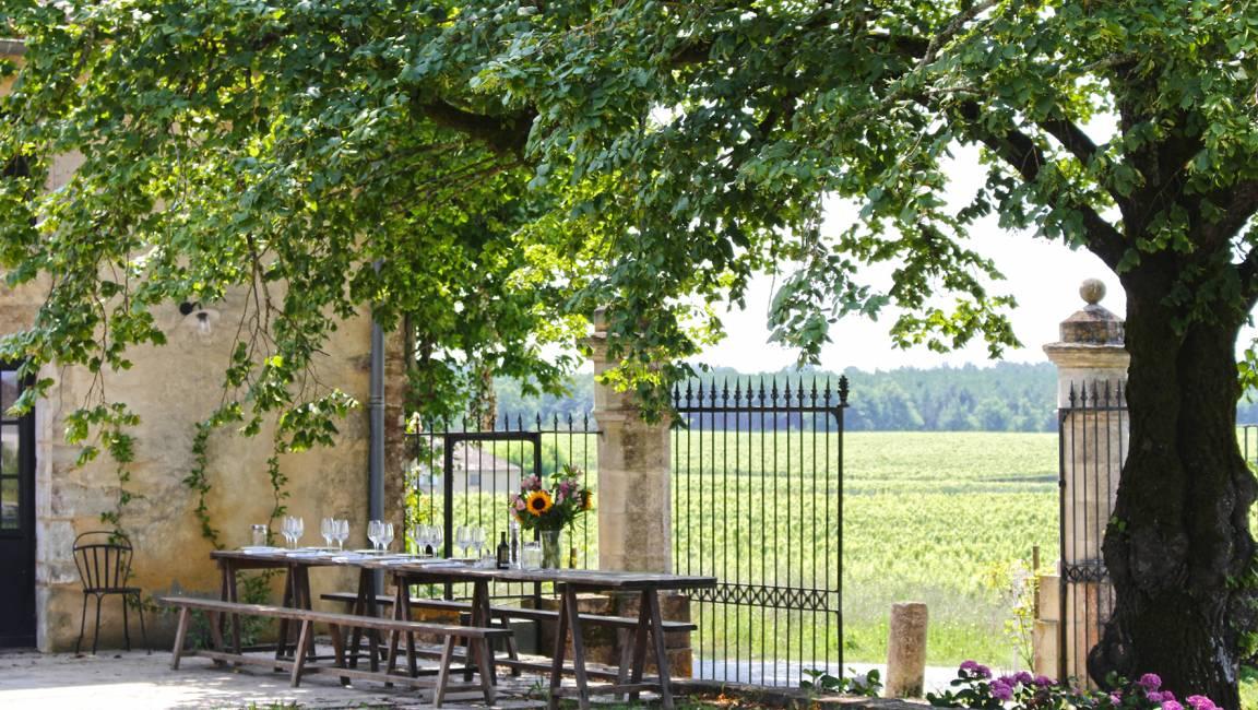 """Restaurant """"La Chapelle - Maison Lascombes"""" - 1"""