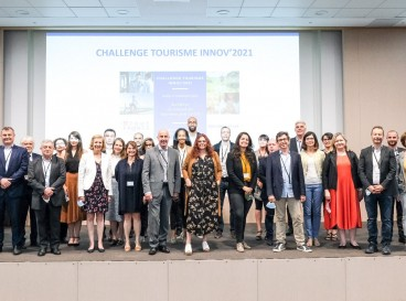 La Bulle Verte wins the innov'2021 tourism challenge from Atout France ! !